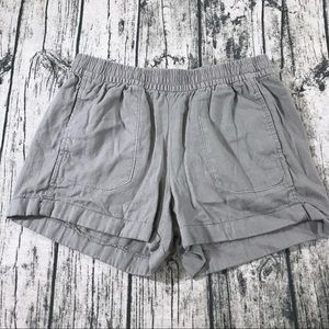 [Old Navy] Cotton/Linen blended Shorts
